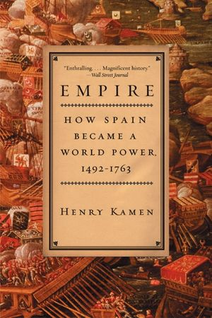 Empire book image