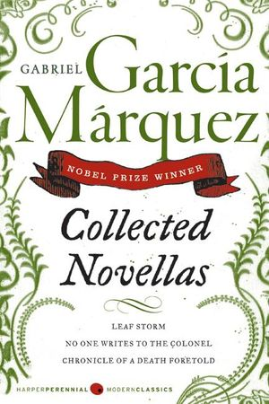 Collected Novellas book image