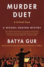 Murder Duet Paperback  by Batya Gur