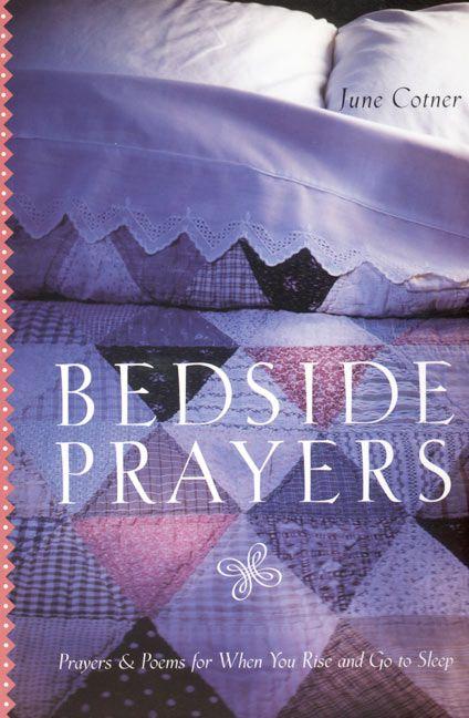 Bedside Prayers June Cotner Paperback border=