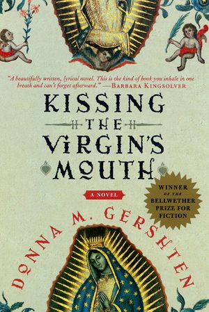 Kissing the Virgin's Mouth book image