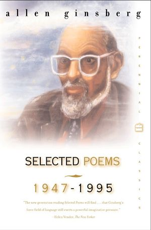 Selected Poems 1947-1995 book image