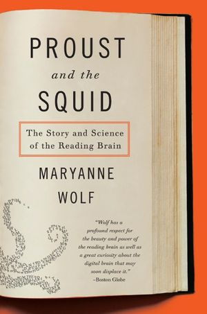 Proust and the Squid book image