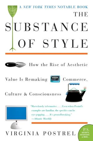The Substance of Style book image