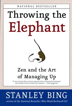 Throwing the Elephant book image