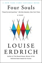 Four Souls Paperback  by Louise Erdrich