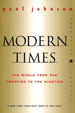 Modern Times  Revised Edition book image