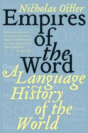 Empires of the Word book image