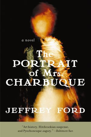The Portrait of Mrs. Charbuque book image