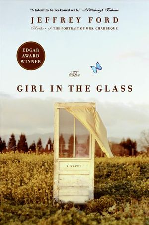 The Girl in the Glass book image
