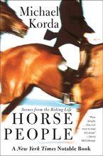 Horse People Paperback  by Michael Korda