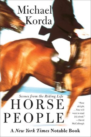 Horse People book image