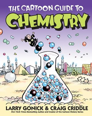The Cartoon Guide to Chemistry book image