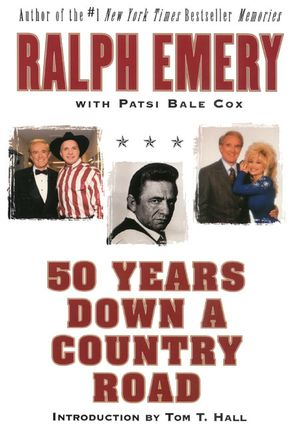 50 Years Down a Country Road book image