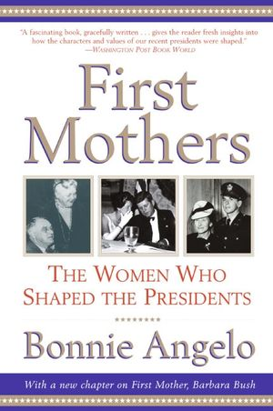 First Mothers book image