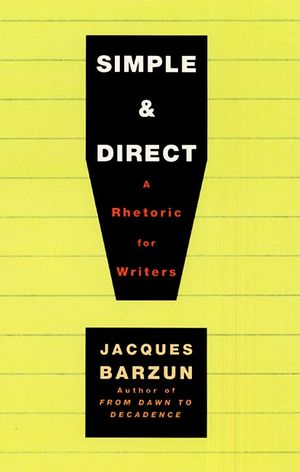 Simple & Direct book image