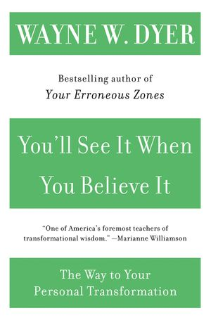 You'll See It When You Believe It book image