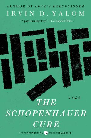 The Schopenhauer Cure book image