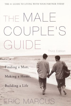 Male Couple's Guide 3e book image