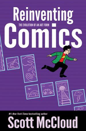 Reinventing Comics book image
