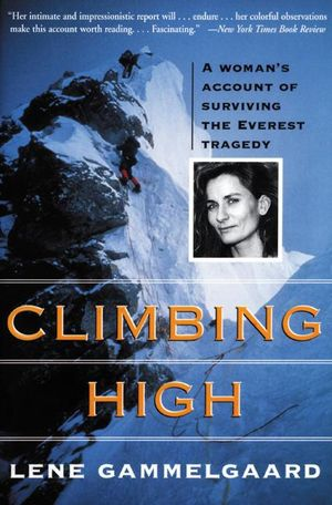 Climbing High book image