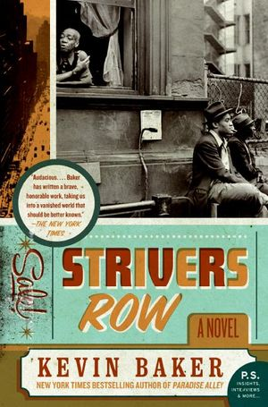 Strivers Row book image
