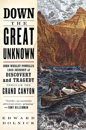 Down the Great Unknown book image