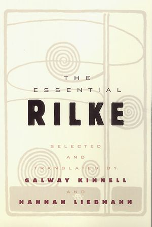 The Essential Rilke book image