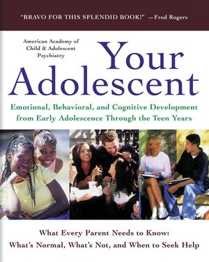 Your Adolescent book image