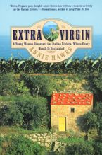 Extra Virgin Paperback  by Annie Hawes