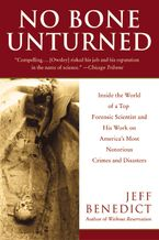 No Bone Unturned Paperback  by Jeff Benedict
