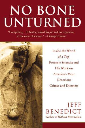 No Bone Unturned book image