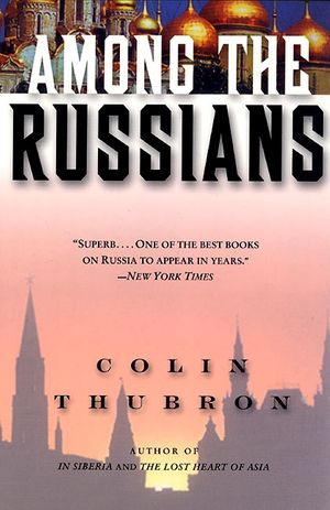 Among the Russians book image
