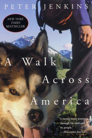 Walk Across America, A book image