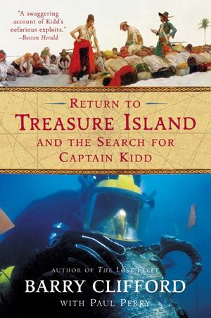 Return to Treasure Island and the Search for Captain Kidd book image