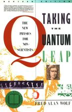 Taking the Quantum Leap Paperback  by Fred A. Wolf