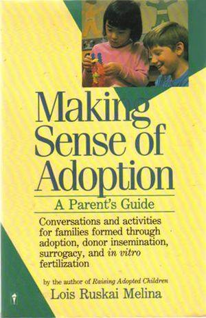 Making Sense of Adoption book image
