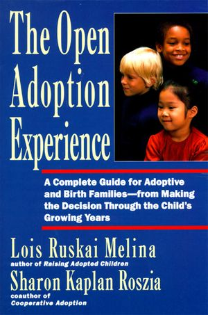 Open Adoption Experience book image