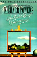 Gold Bug Variations Paperback  by Richard Powers