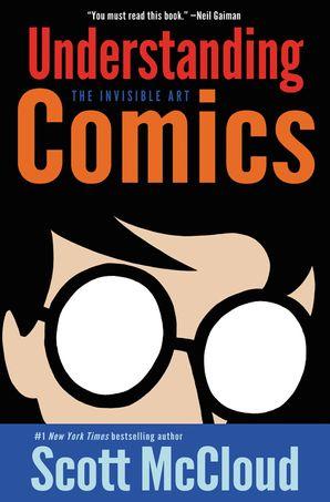understanding comics scott mccloud paperback