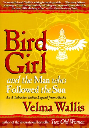 Bird Girl and the Man Who Followed the Sun book image