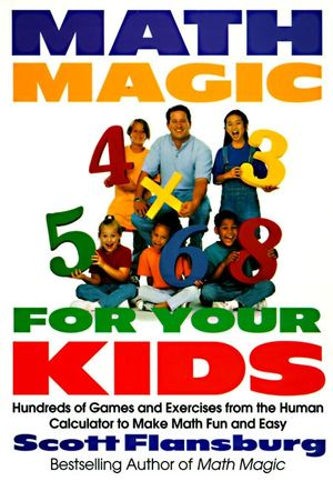 Math Magic for Your Kids book image