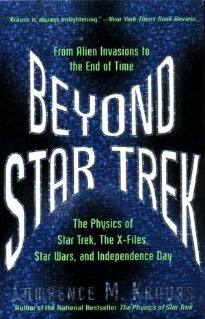 Beyond Star Trek book image