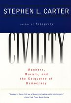 Civility Paperback  by Stephen L. Carter