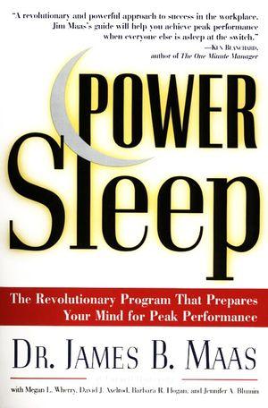 Power Sleep book image