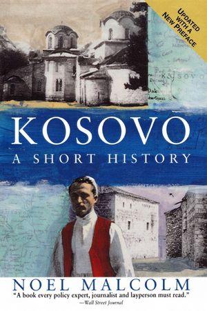 Kosovo book image