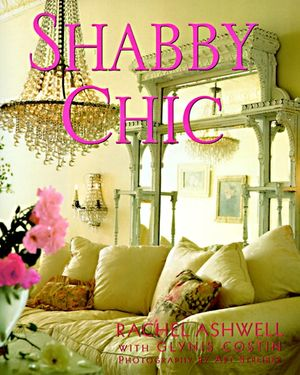 Shabby Chic book image