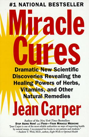 Miracle Cures book image