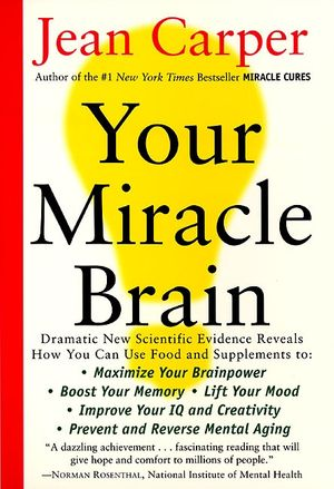 Your Miracle Brain book image