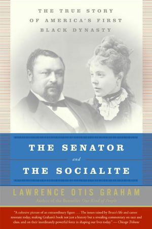 The Senator and the Socialite book image